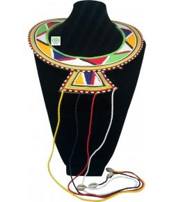 Collier en perle: Massay
