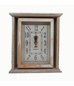 Horloge et cadre photo