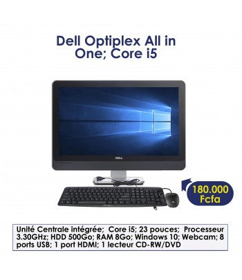 Dell Optiplex All in One