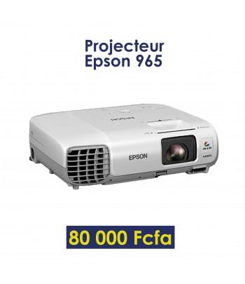 Projecteur Epson 965