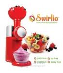 Machine à desserts de fruits surgelés
