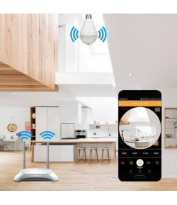 Nouvelle IP Mini Wifi Home Ampoule sans fil