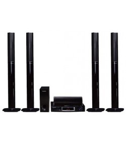 Nasco 5.1 CH DVD Bluetooth Home Theater System
