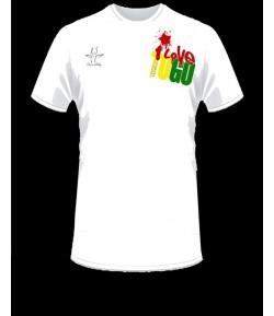 T-Shirt I Love Togo