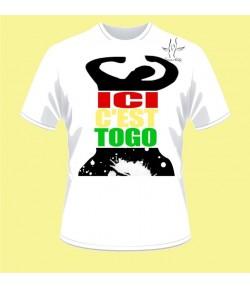 T-Shirt Ici C'est Togo