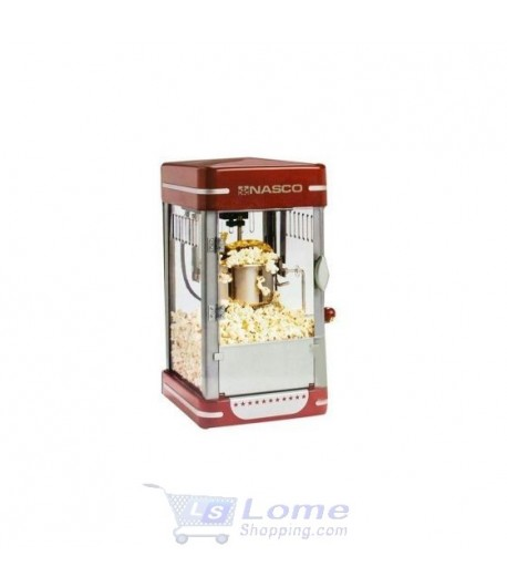 Nasco - Machine à Pop-corn - PC5400-GS - 340 W