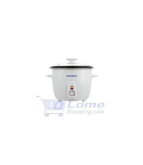 Nasco - Cuiseur de riz - 2,5 litres - NAS-RC25B