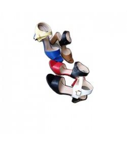 Sandale Bicolor