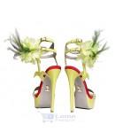 Randivie Fresh Pump Heels RED