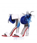 Randivie Down Town Heels BLUE