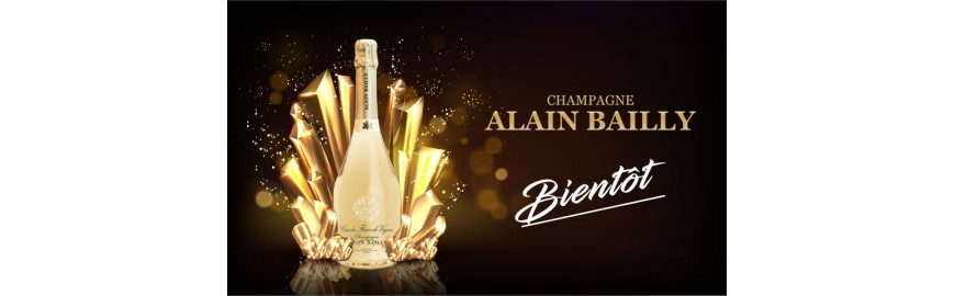 Les champagne Alain Bailly sur Lomeshopping